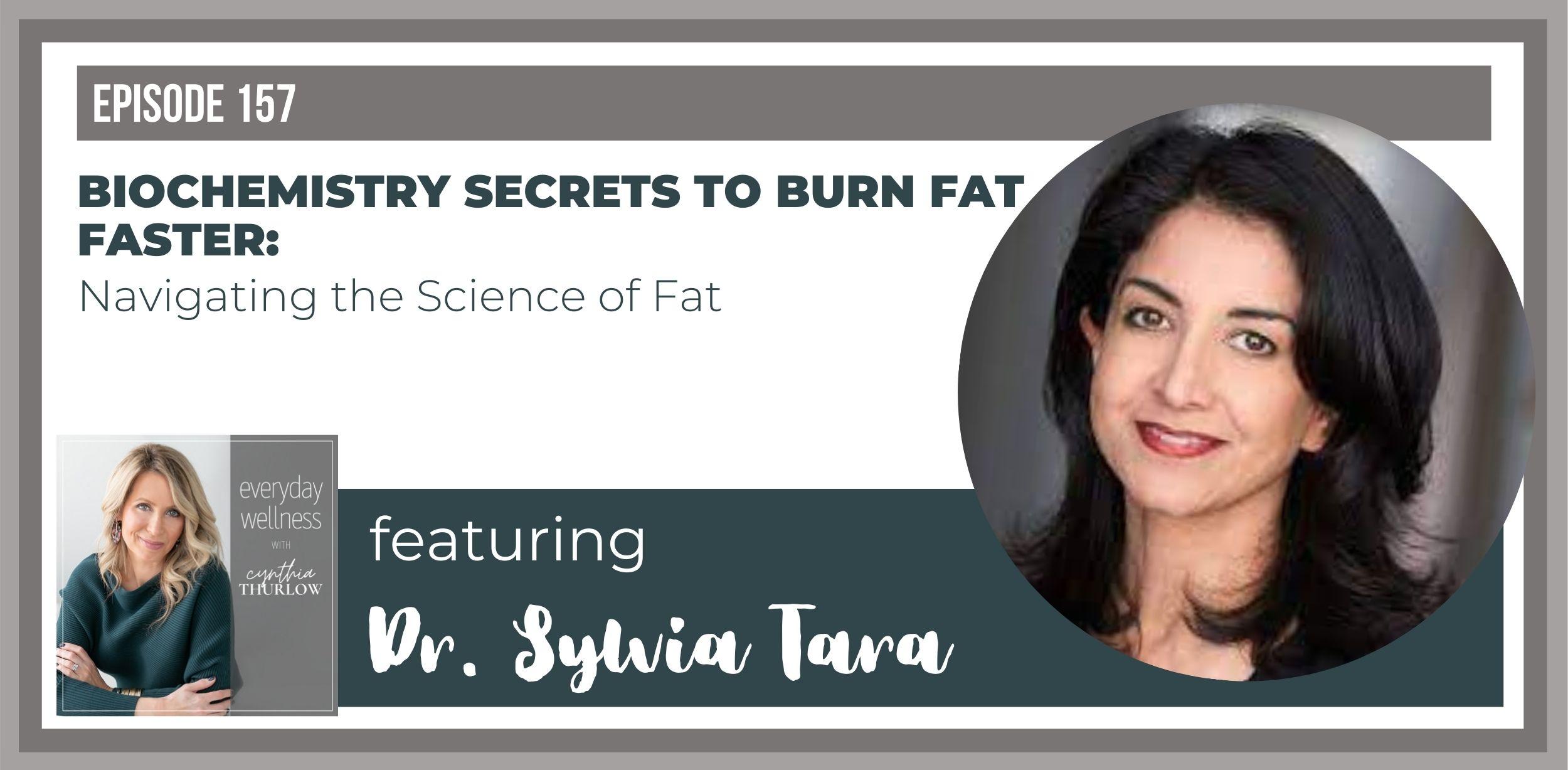 Dr. Sylvia Tara on Everyday Wellness Podcast with Cynthia Thurlow