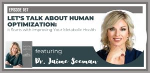 Dr. Jaime Seeman on Everyday Wellness Podcast with Cynthia Thurlow
